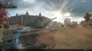 World of Tanks lanzamiento PS4 JeR2