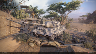 World of Tanks lanzamiento PS4 JeR3