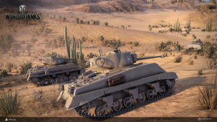 World of Tanks lanzamiento PS4 JeR4