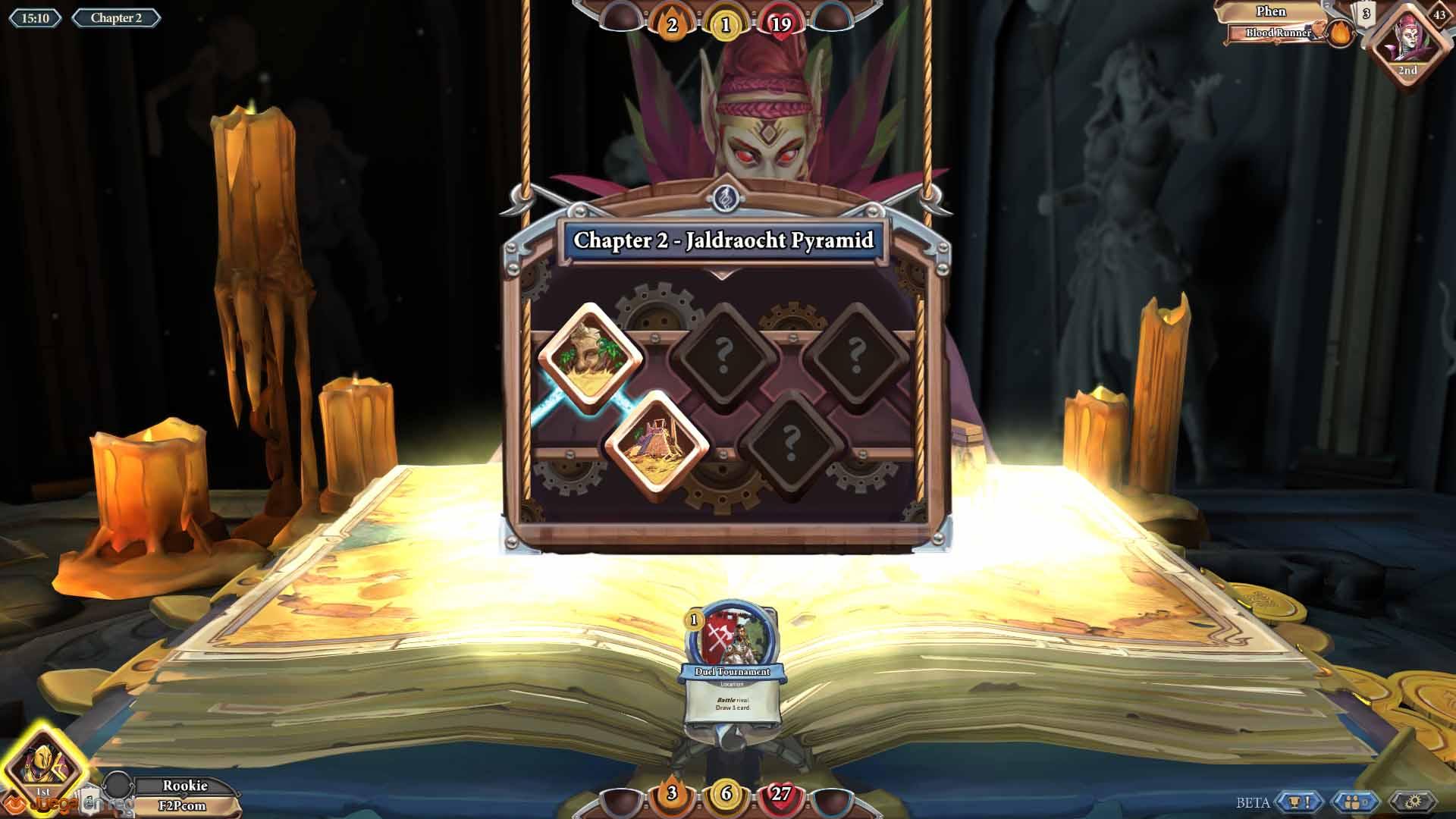 Análisis de Primeras impresiones de Chronicle: RuneScape Legends