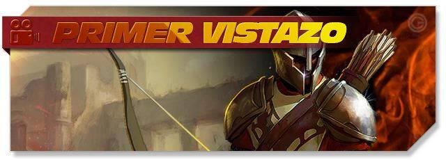 Imperial Hero 2 - First Look headlogo - ES