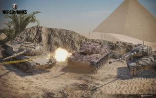 World of Tanks Wolfpack PS4 actualizacion imagenes (2)