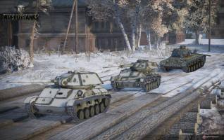 World of Tanks Wolfpack PS4 actualizacion imagenes (3)