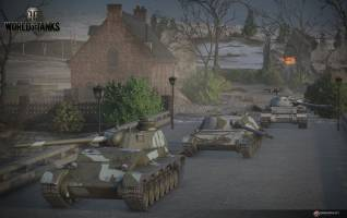 World of Tanks Wolfpack PS4 actualizacion imagenes (4)