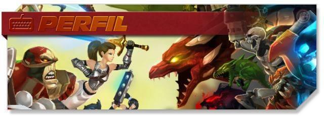 AdventureQuest 3D - Game Profile headlogo - ES