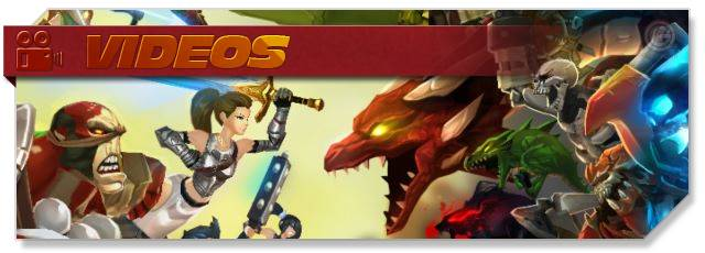 AdventureQuest 3D - Videos headlogo - ES