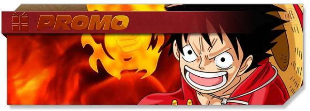 One Piece Ultimate War - Giveaway headlogo - ES