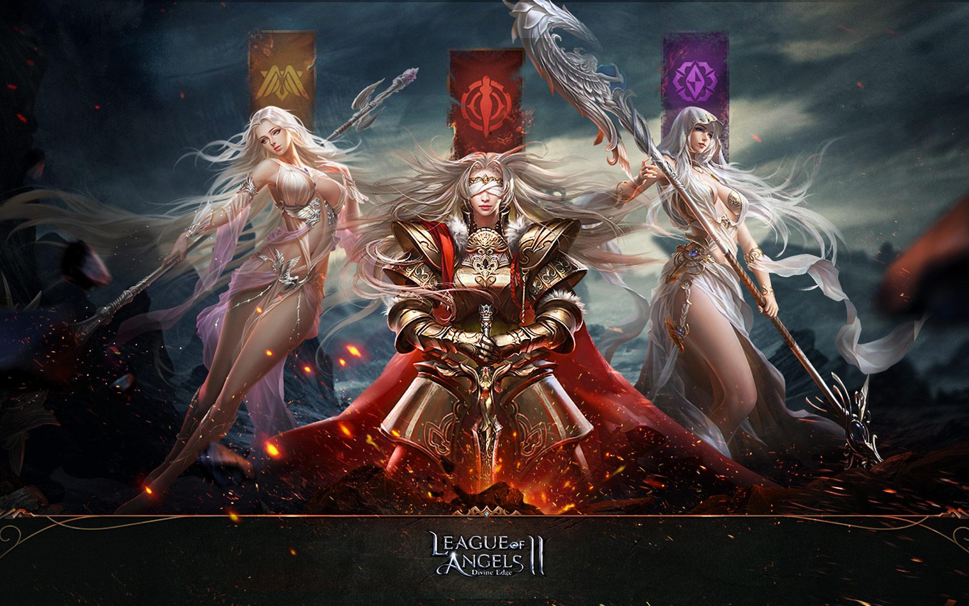 Wallpapers De League Of Angels 2