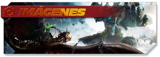 Riders of Icarus - Screenshots headlogo - ES