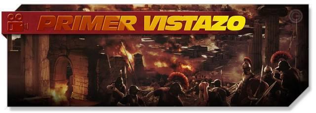 Total War Battles Kingdom - First Look headlogo - ES