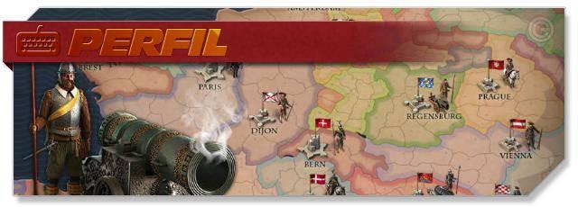 New World Empires - Game Profile headlogo - ES
