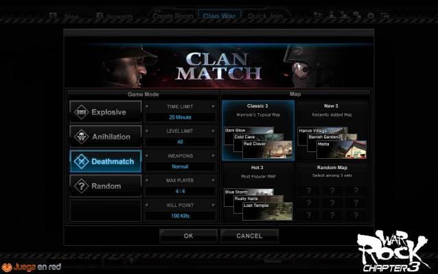 War Rock Clan system image copia_1