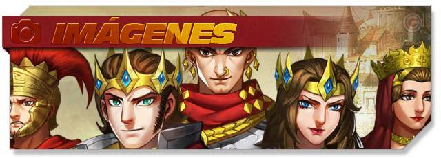 Empire Revenant - Screenshots headlogo - ES