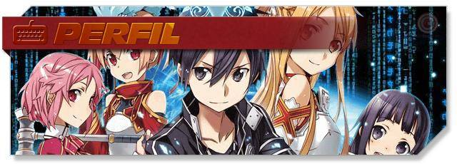 SAO's Legend - Game Profile headlogo - ES
