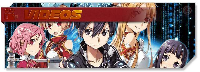SAO's Legend - Videos headlogo - ES