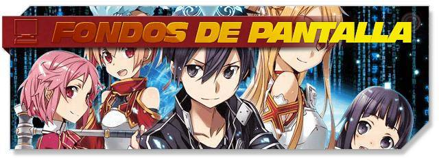 SAO's Legend - Wallpapers headlogo - ES