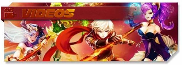 Crystal Saga II - Videos headlogo - ES