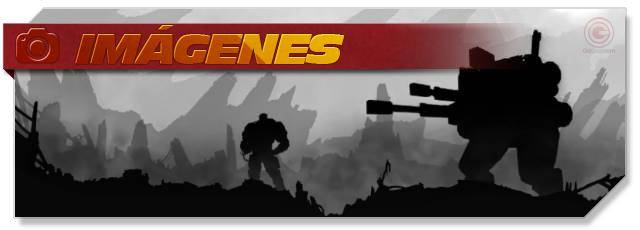 Dropzone - Screenshots headlogo - ES
