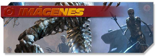 The Elder Scrolls Legends - Sreenshots headlogo - ES