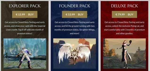 revelation founder packs