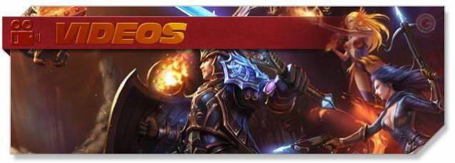 Heroes Evolved - Videos headlogo - ES