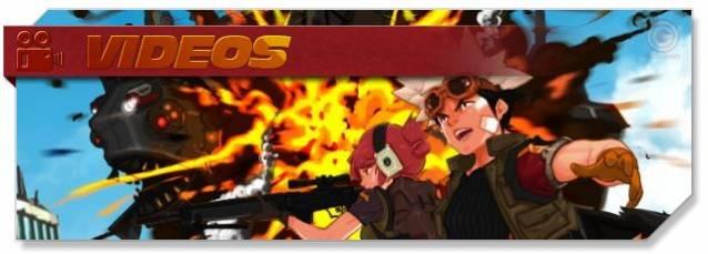 Metal Assault - Videos headlogo - ES