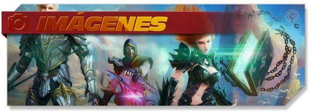 Weapons of Mythology - Screenshots headlogo - ES