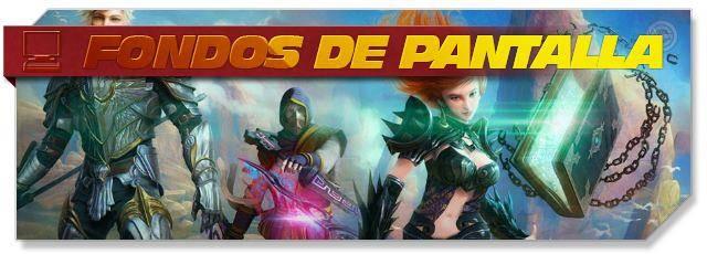 Weapons of Mythology - Wallpapers headlogo - ES