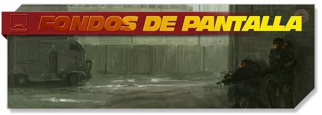 Lost Sector - Wallpapers headlogo - ES