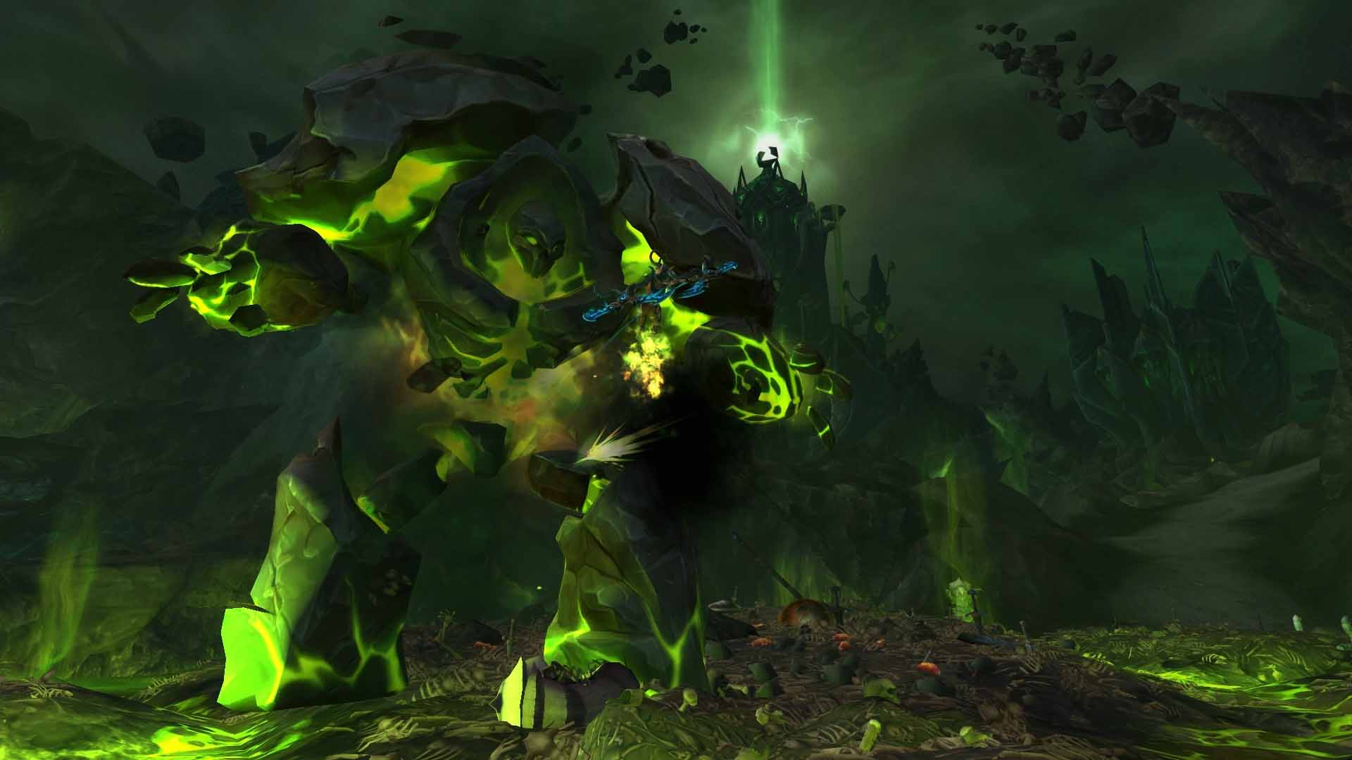 Llega La Actualización Tumba De Sargeras A World Of Warcraft