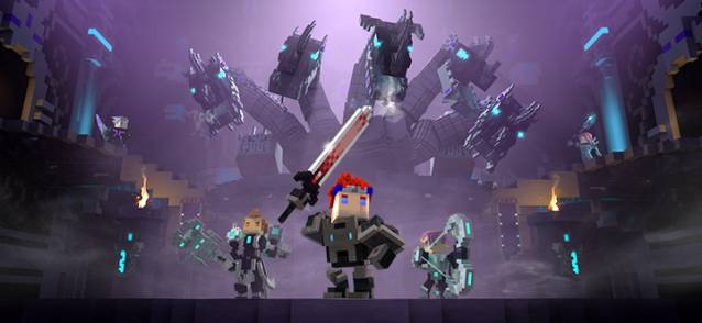 Trove is a free-to-play voxel-based action MMO set in a massive universe of online worlds. Trove Eclipse