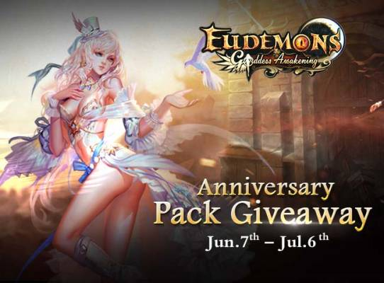 Eudemons Online Free Packs
