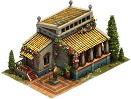Forge of Empires Hacienda de Contendientes