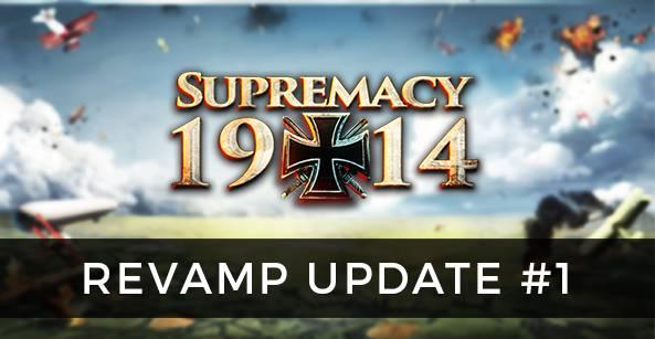 Supremacy 1914 actualización