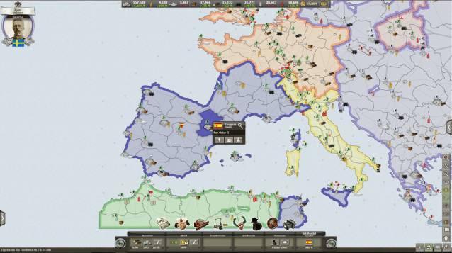 Supremacy 1914 es un juego MMO para browser gratuito