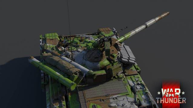War Thunder Upate 1.79 'Project X'
