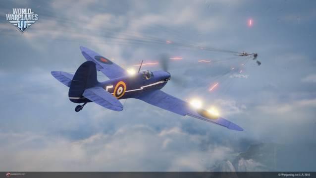 WoWP free-to-play MMO de Acción, sobre aviones de combate