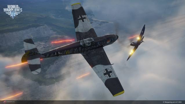 World of Warplanes es un Juego MMO de acción gratuito