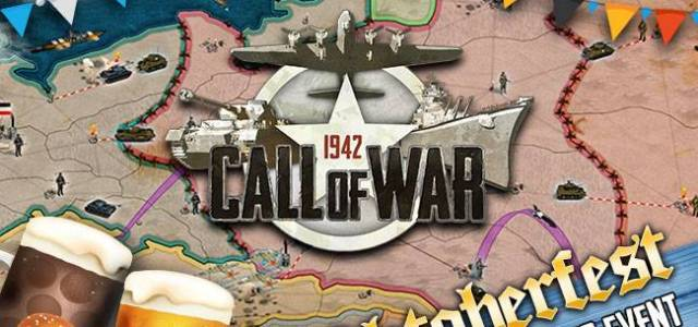 Call of War celebra el Oktoberfest Call of War celebra el Oktoberfest - Call of War Juego MMO RTS multiplataforma gratuito
