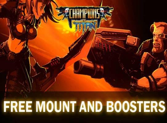 Champions of Titan es un MMORPG de temática Sci-Fi con un sistema de combate y un PvE como el de los RPG de acción