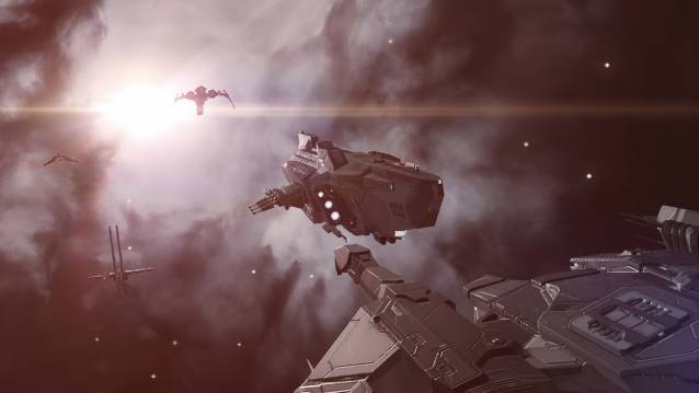 EVE Echoes SCI-FI SANDBOX SPACESHIP MMORPG móviles