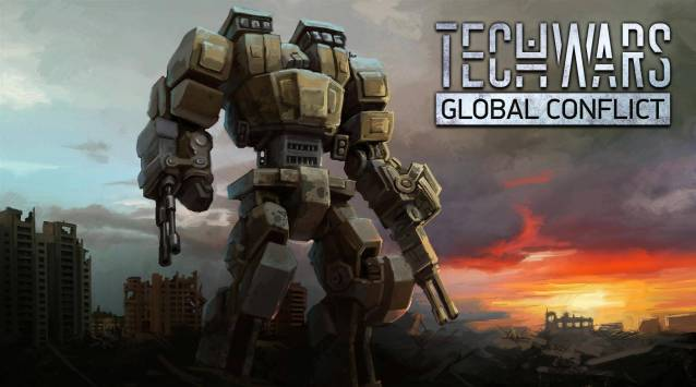 TechWars: Global Conflict MMO-action disponible ahora