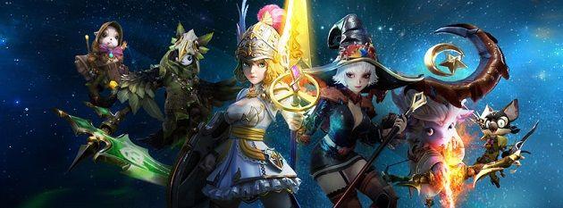 Astellia Online MMORPG de Fantasia AAA