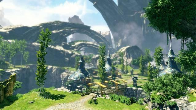 Astellia un nuevo MMORPG para este año