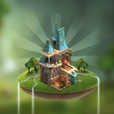 Elvenar Gravity Inn - Elvenar para los jugadores más activos oportunidad de ganar un edificio Exclusivo