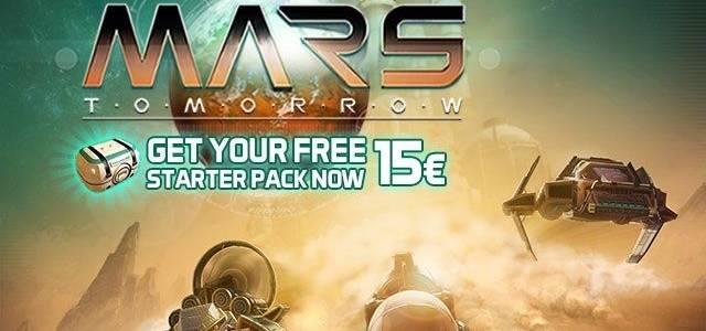 Mars Tomorrow Paquete de inicio gratuito