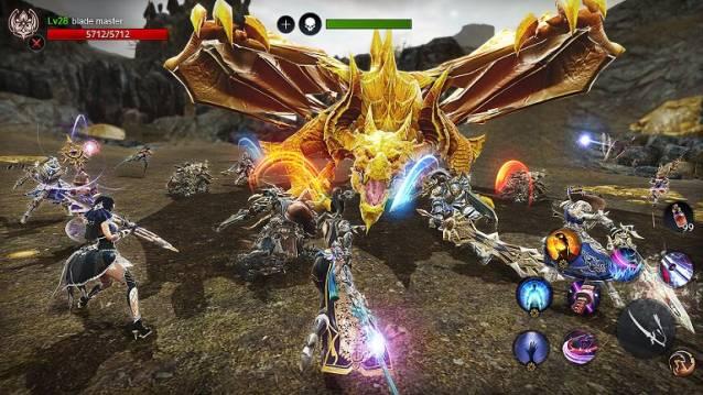 AxE Alliance vs Empire Battlefield - Lanzamiento Mundial de AxE: Alliance vs Empire