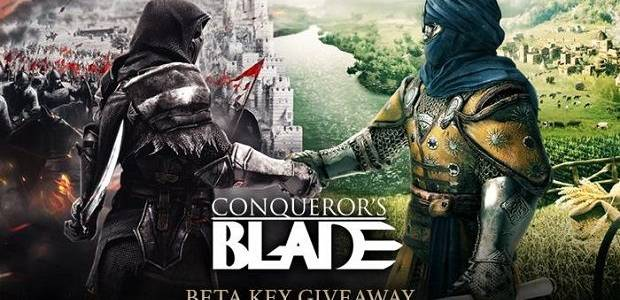 Conqueror's Blade Closed Beta Giveaway