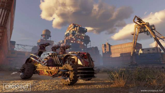 Crossout New Sky - Crossout Actualización 0.10.20