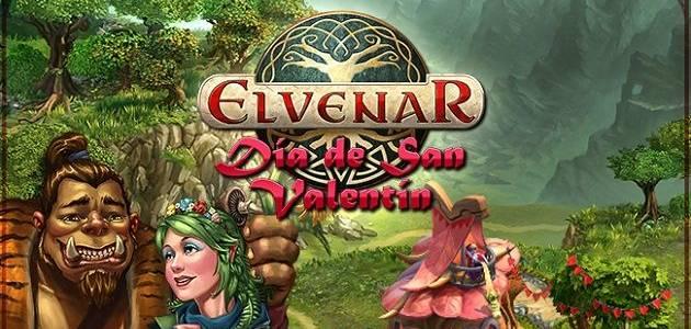 Elvenar Día de San Valentín noticia